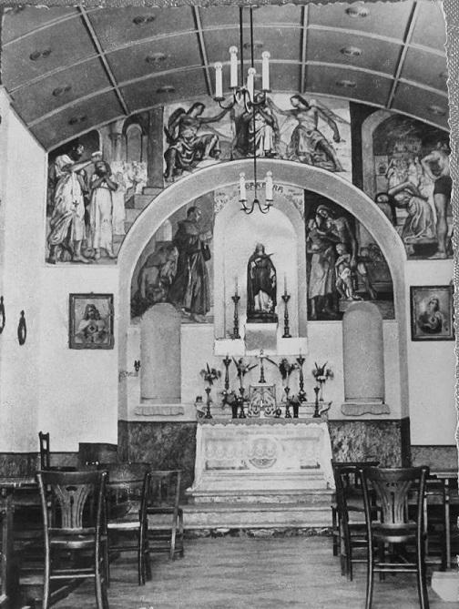 Argentiera-Sassari-Chiesa