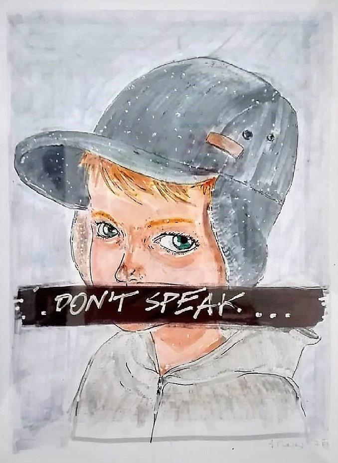 Francesco-Mariani-Don't-Speak