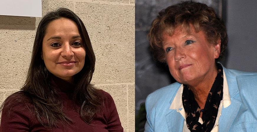DACIA MARAINI e ROSELLA POSTORINO in videoconferenza per FIDAPA Sassari